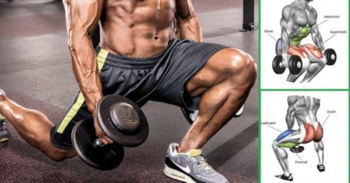 Top 5 Dumbbell Exercises for A Leg-Destroying Workout