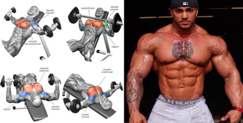 5 Hardcore Chest Supersets For Your Next Chest Workout