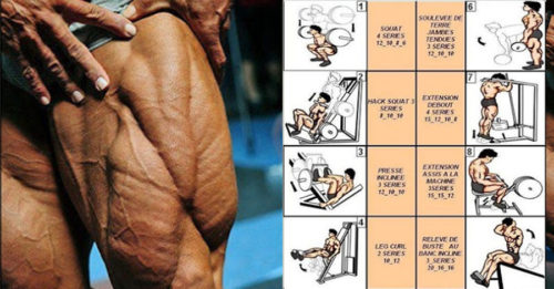 3 Awesome Bodybuilding Exercises For Your Legs